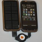 Зарядник и TouchPro2 рядом